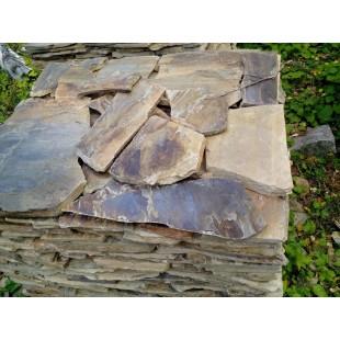 Природный камень Кора дерева плитняк