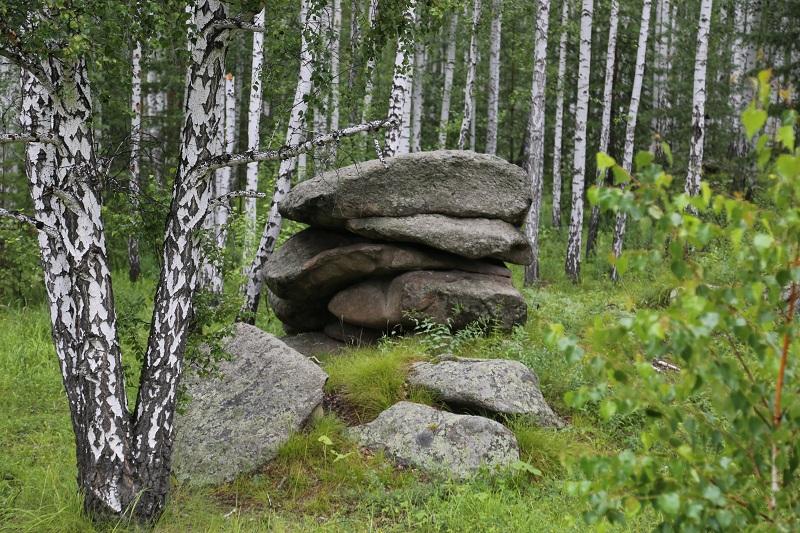 Использование природного камня Урала в ландшафте